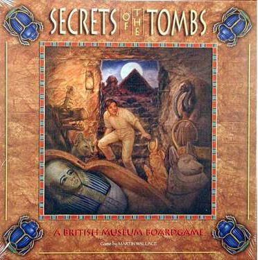 Secrets of the Tombs image