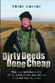 Dirty Deeds Done Cheap by Peter Mercer image