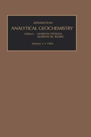 Advances in Analytical Geochemistry: v. 2 image