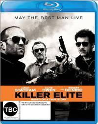 Killer Elite on Blu-ray