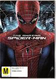 The Amazing Spider-Man on DVD
