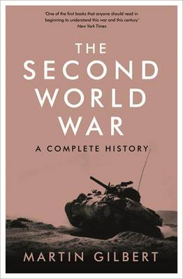 The Second World War by Martin Gilbert image