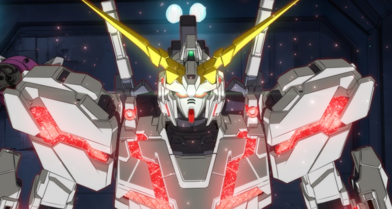 Mobile Suit Gundam Unicorn Vol. 06 on DVD image