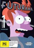 Futurama - Season 1 (3 Disc Box Set) on DVD