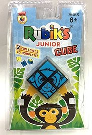 Rubik's: Junior 2x2 Cube - Monkey