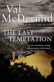 The Last Temptation (Tony Hill & Carol Jordan #3) by Val McDermid image