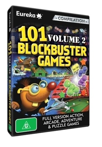 101 Blockbuster Games Volume 2 for PC
