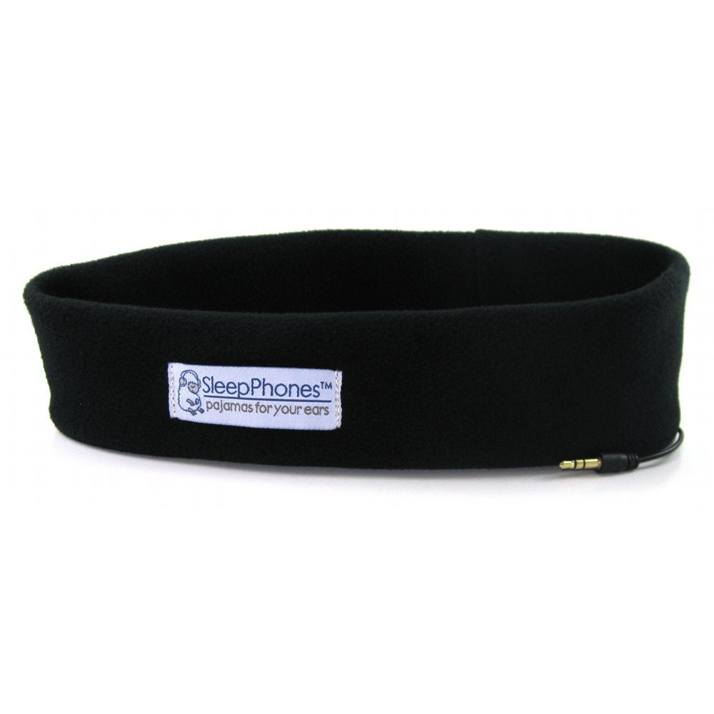 SleepPhones: Classic Black Fleece - Medium image