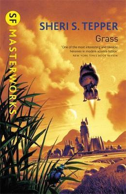 Grass (S.F. Masterworks) by Sheri S Tepper image