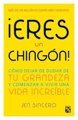 Aeres Un Chingan! by Jen Sincero image