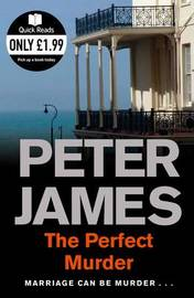 The Perfect Murder by Peter James image