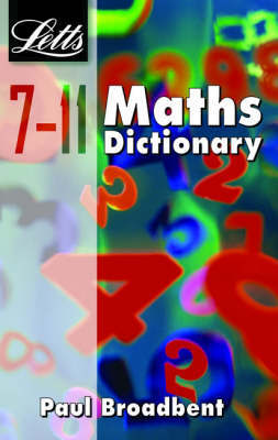 Maths Dictionary Age 7-11 image