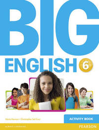 Big English 6 Activity Book by Mario Herrera