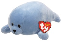 Ty Baby: Squirt Seal - Small Plush