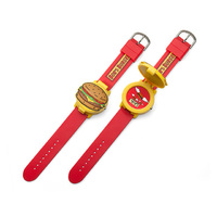 Bob's Burgers Red Strap Watch