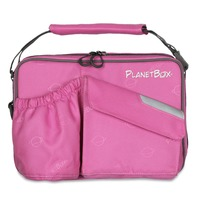 PlanetBox - Rocket/Launch Carry Bag (Perfectly Pink)