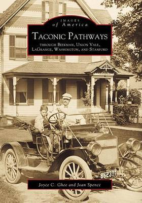 Taconic Pathways by Joyce C Ghee