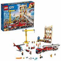 LEGO City: Downtown Fire Brigade (60216)