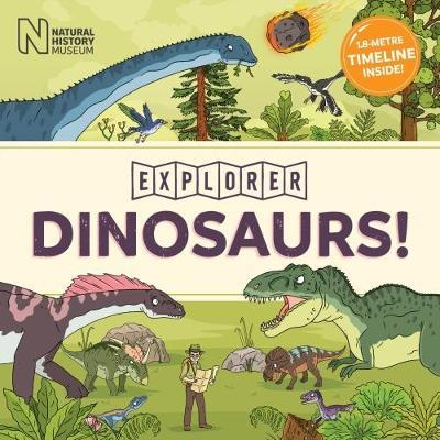 Dinosaurs! by Nicholas Forshaw