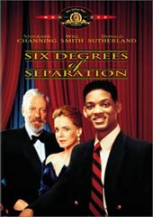 Six Degrees Of Separation on DVD