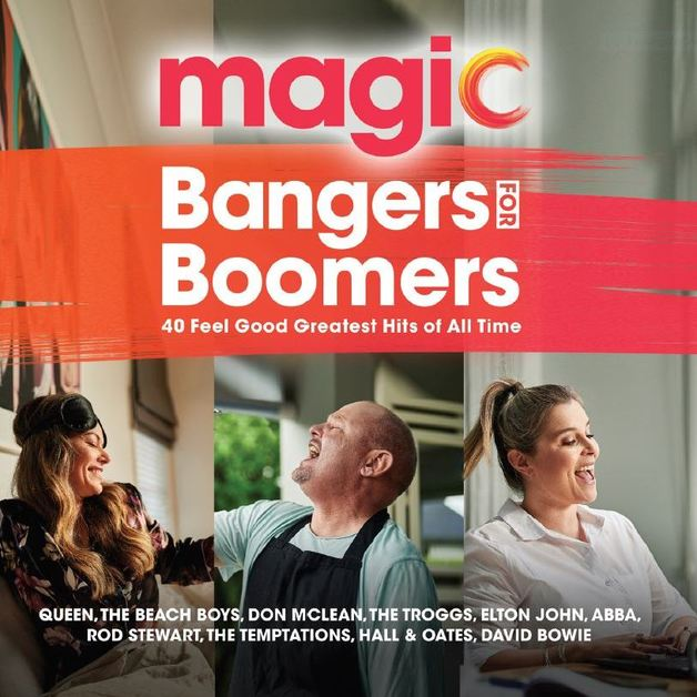 Bangers For Boomers by Various Artists