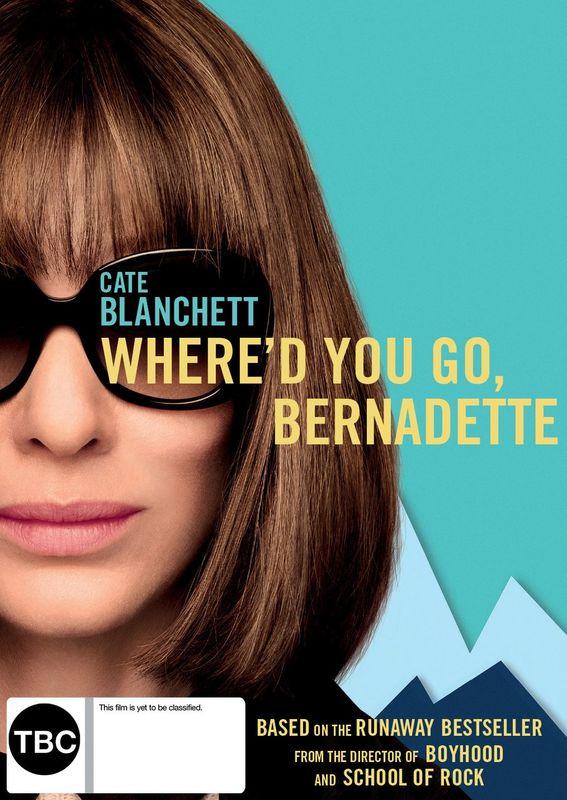 Where'd You Go, Bernadette on DVD