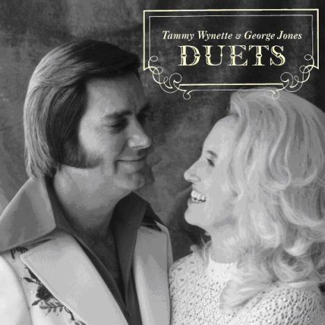 Duets - Tammy Wynette & George Jones by Tammy Wynette & George Jones image