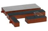 Platform Steps Pack - 00 Gauge