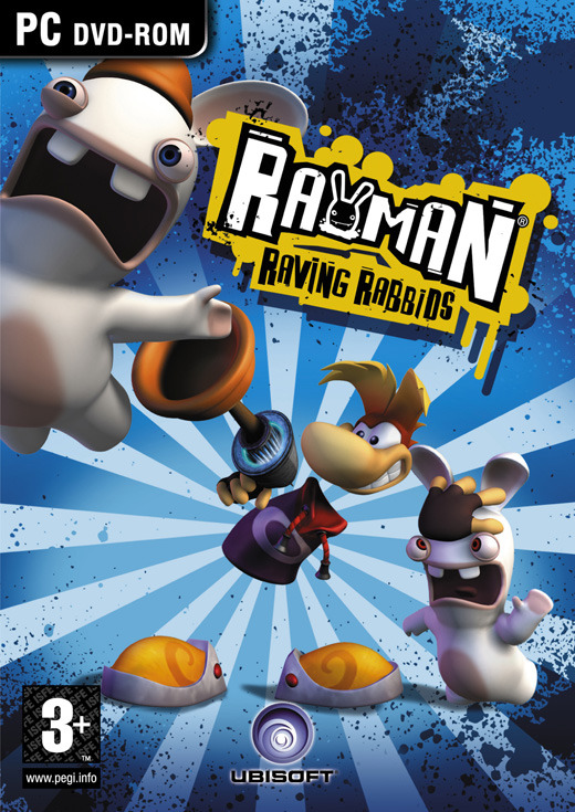 Rayman: Raving Rabbids (Games 4U!) for PC Games