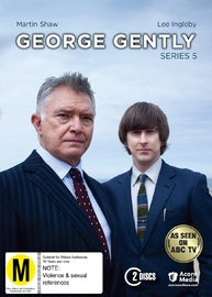 Inspector George Gently - Series 5 on