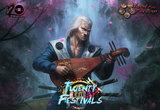 Legend of the Five Rings: Twenty Festivals Starter Deck
