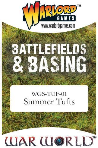 Warlord Scenics: Summer Tufts