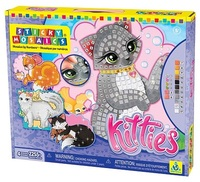 The Orb Factory: Sticky Mosaics - Kitties