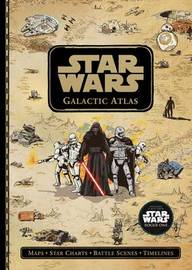 Star Wars: Galactic Atlas by Lucasfilm Ltd