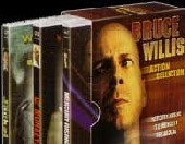 Bruce Willis Action Collection on DVD