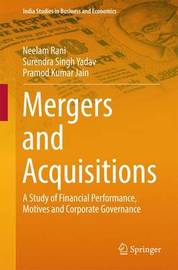 Mergers and Acquisitions by Neelam Rani