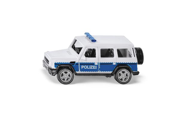 Siku: 1:50 Mercedes-AMG G 65-'Polizei'