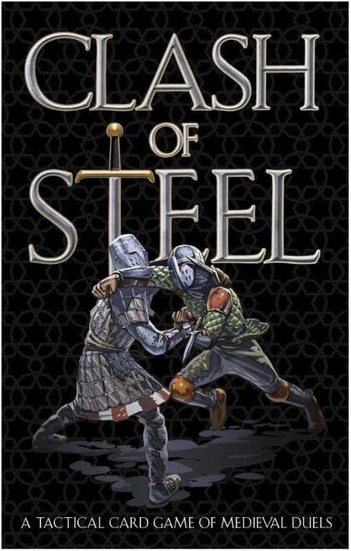 Clash of Steel - Card Game