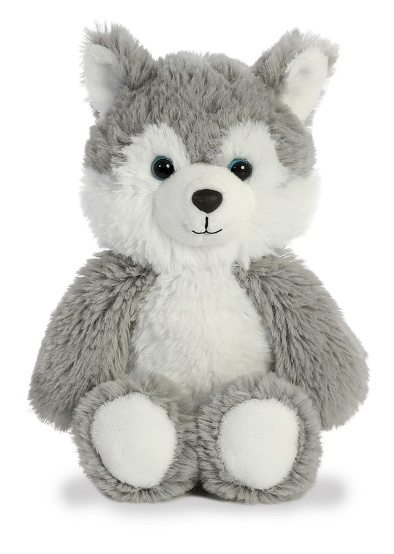 Aurora: Cuddly Friends Plush - Husky (Small)