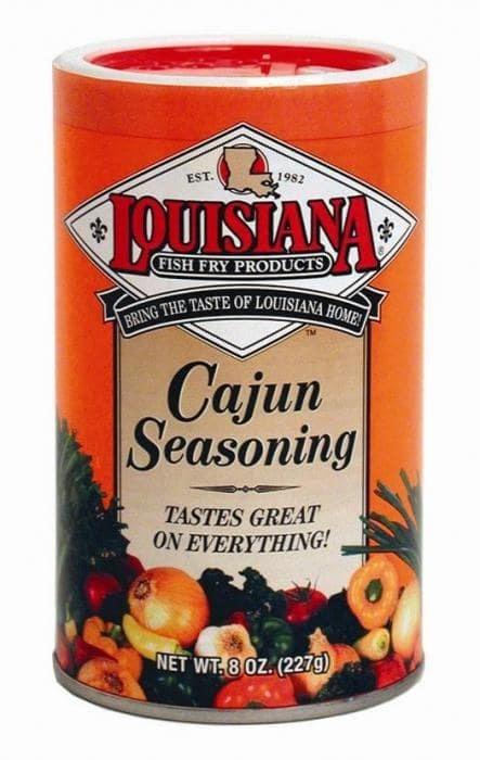 Louisiana Cajun Seasoning (227g)