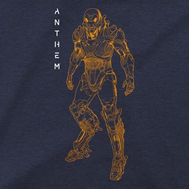 Anthem Ranger Lineart Premium Tee (M)