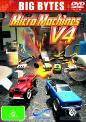 Micro Machines V4 for PC Games