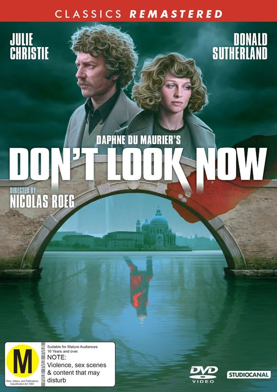 Don't Look Now on DVD