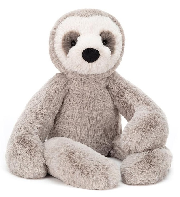 Jellycat: Bailey Sloth - Medium Plush