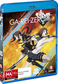 Ga-Rei-Zero Collection (2 Disc Set) on Blu-ray