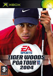 Tiger Woods 2004 for Xbox
