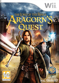 Lord of the Rings: Aragorn's Quest for Nintendo Wii image
