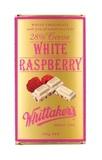 Whittaker's White Raspberry Block - 250g
