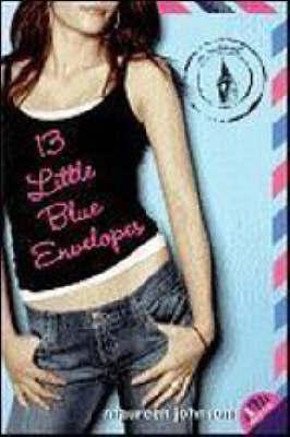13 Little Blue Envelopes by Maureen Johnson image
