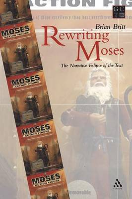 Rewriting Moses by Brian Britt image